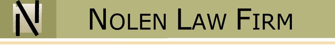 Nolen Law Firm Logo